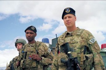 Air Force Security Forces OCP Uniforms